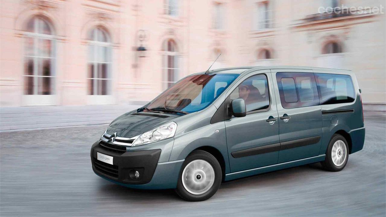 Resultados Citroën Vehículos Comerciales