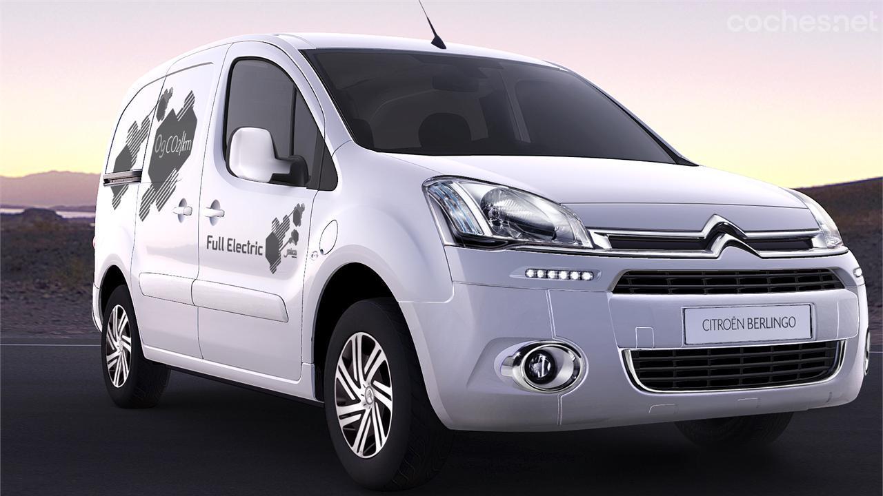 Citroën Berlingo eléctrica