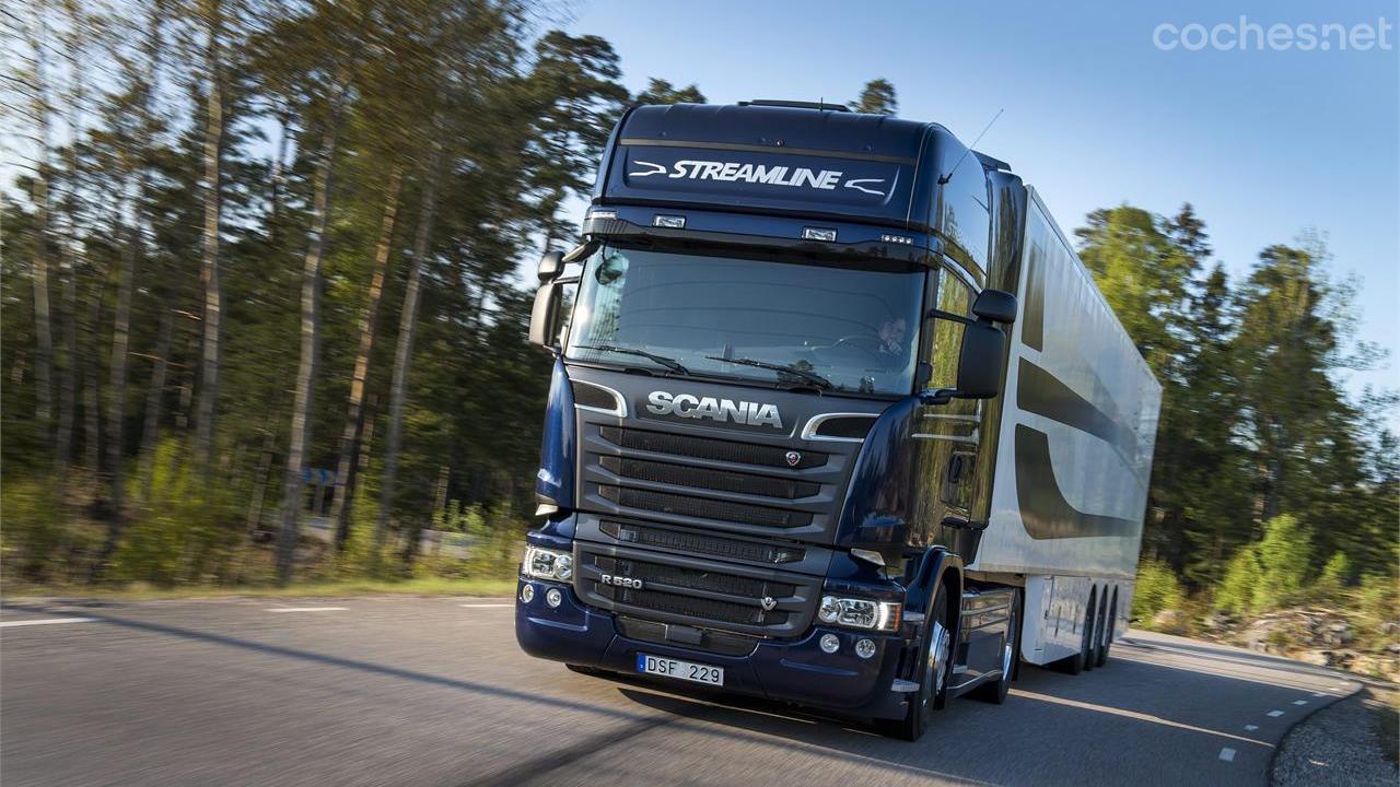 Scania R580 Euro 6 Streamline LA4x2 MNA