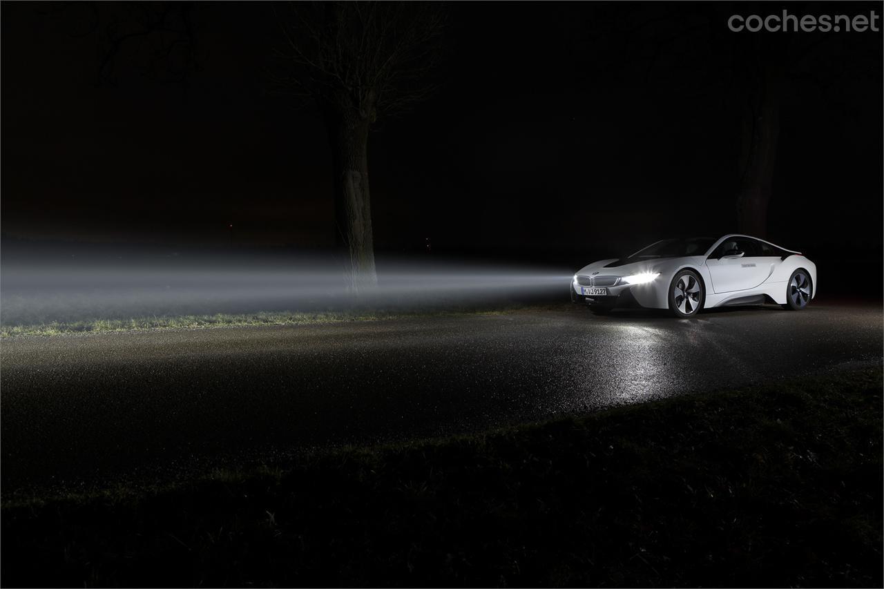 BMW i8: Tecnología láser - foto 20
