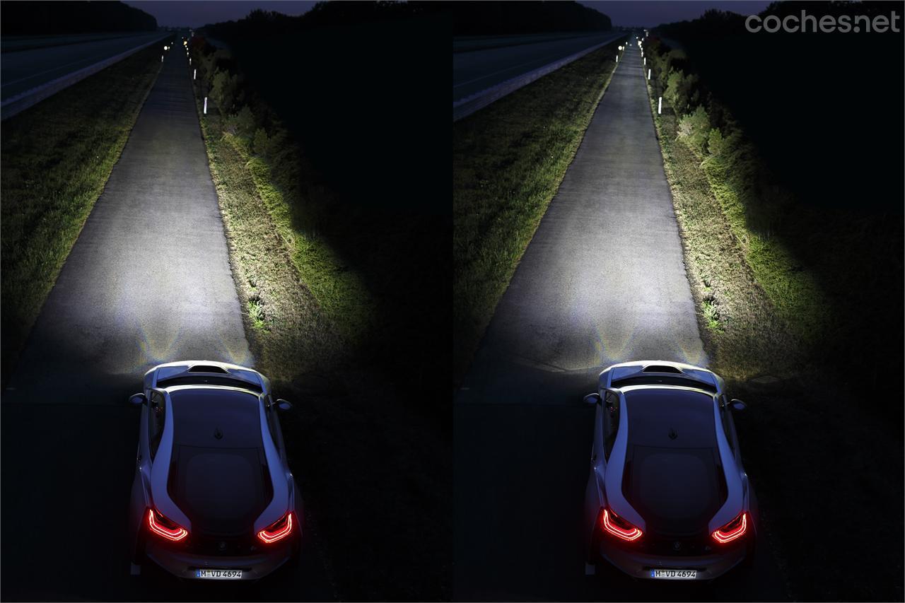 BMW i8: Tecnología láser - foto 17