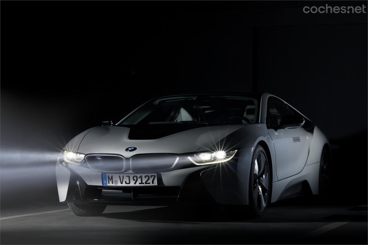 BMW i8: Tecnología láser - foto 16