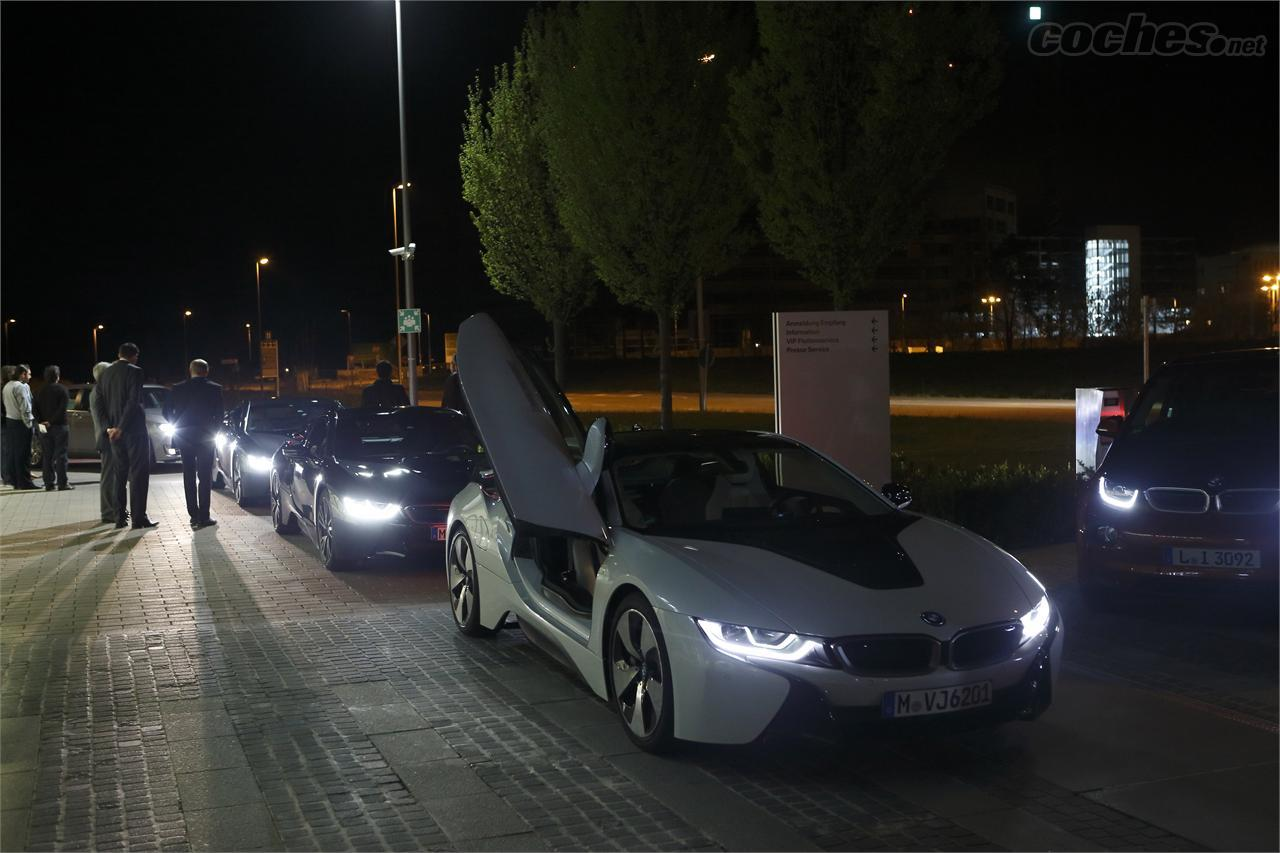 BMW i8: Tecnología láser - foto 2