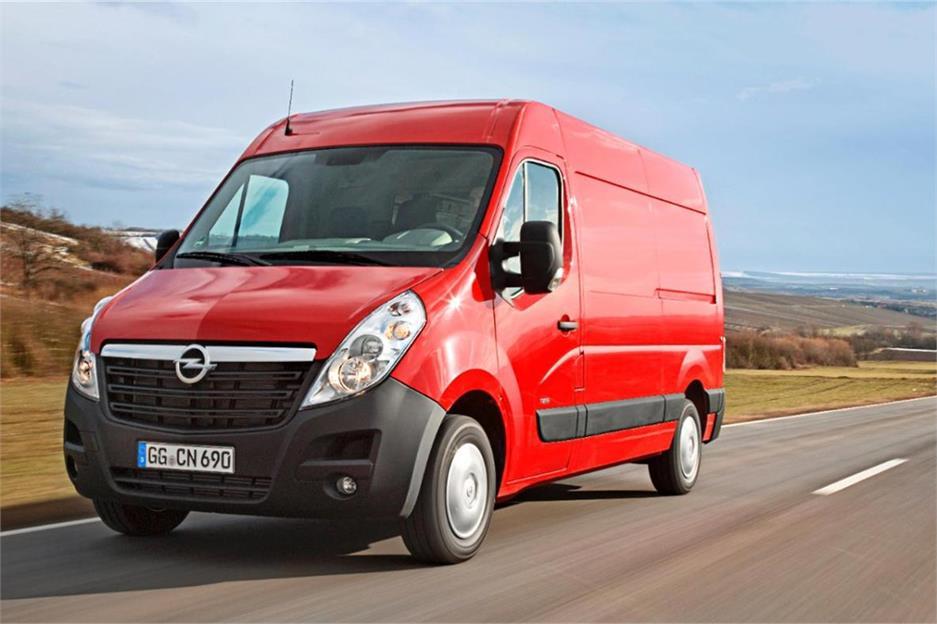 Nuevos Opel Vivaro y Movano