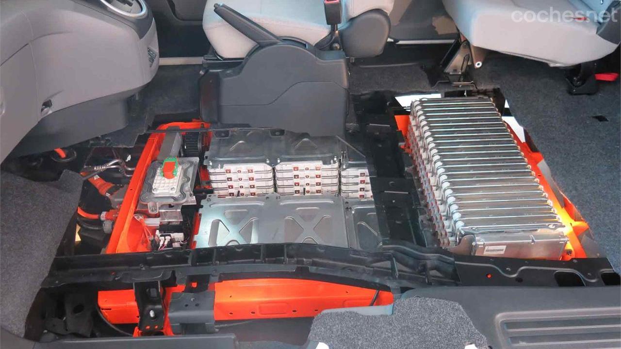 e-NV200 Evalia