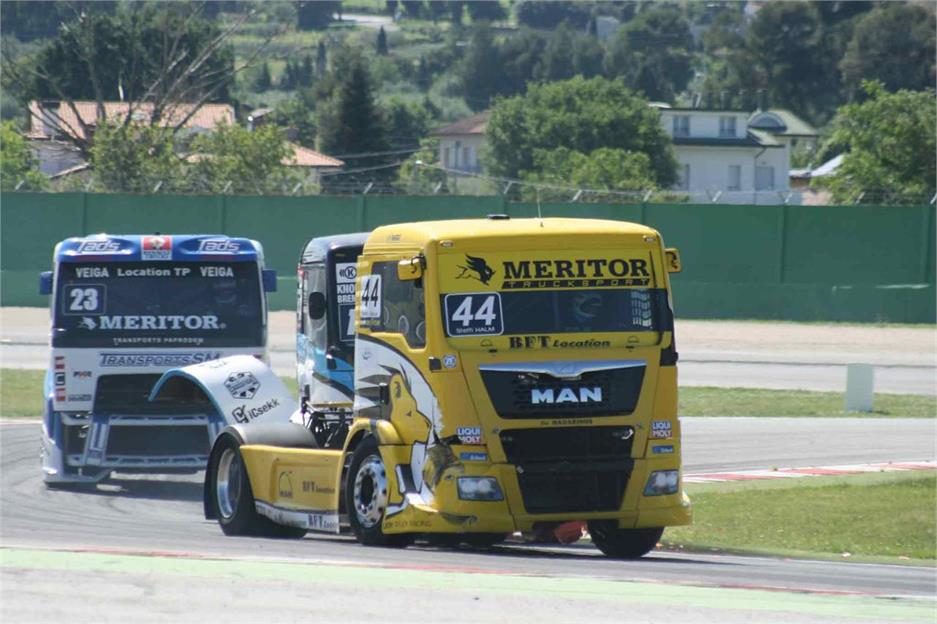 Campeonato de Europa de Camiones 2014