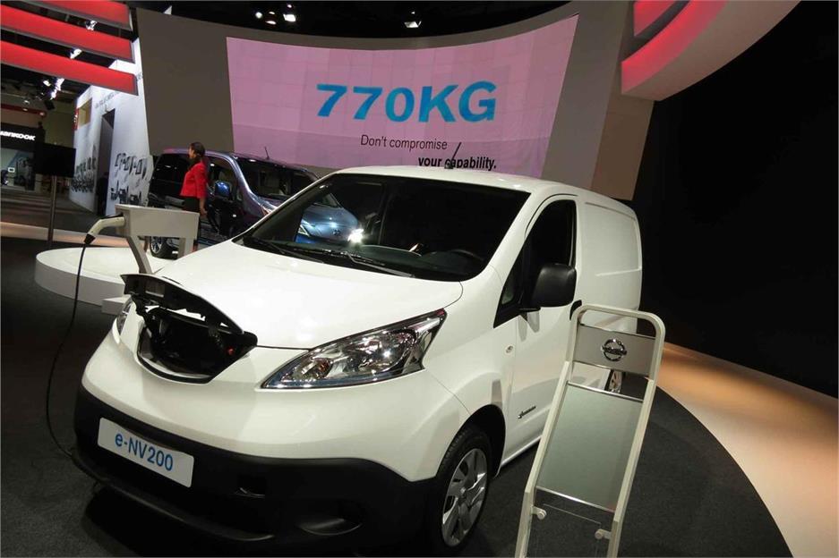 Nissan en el IAA 2014