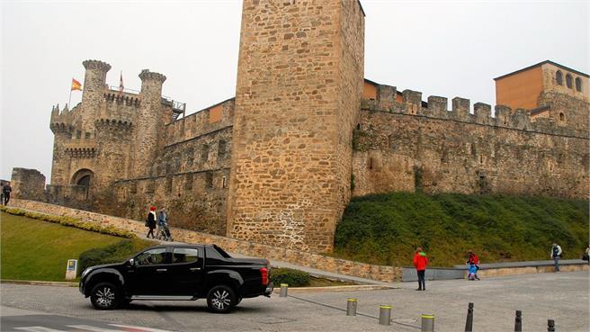 Ruta SUV. De Ponferrada a Astorga