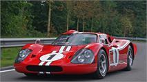 Ford GT LM en el Forza 6
