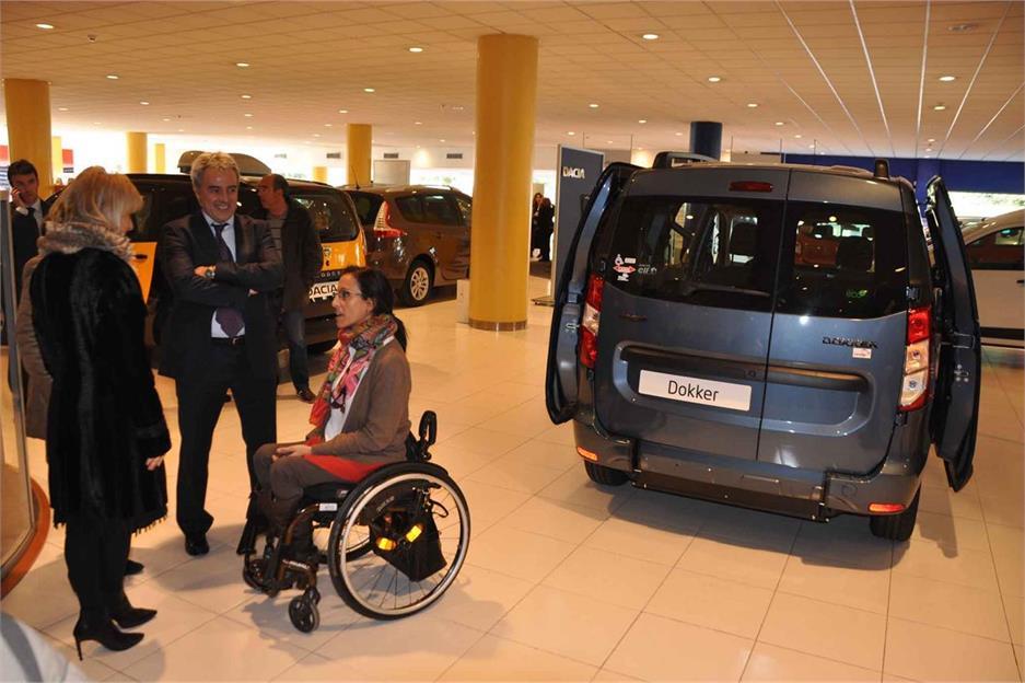 Renault movilidad para todos