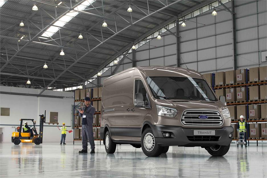 Ford lidera la venta de Comerciales