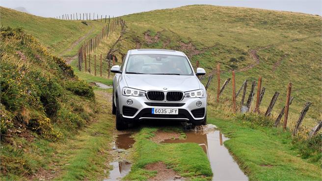 Ruta SUV: De Dantxarinea a Roncesvalles