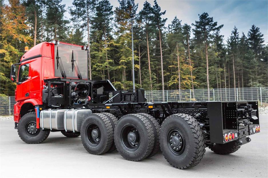 Biber Power Truck Turox de Eschlböck
