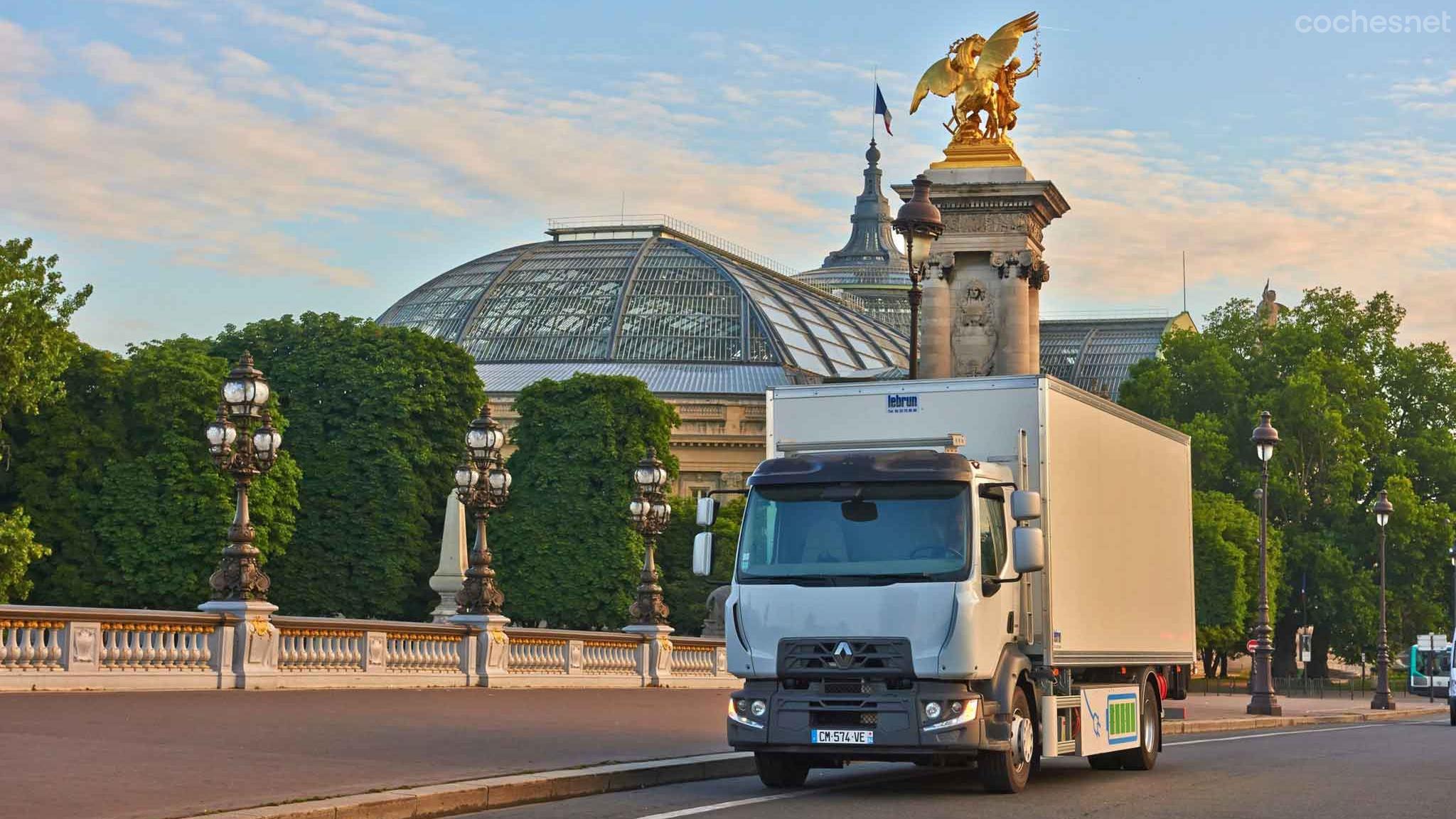Renault Trucks con el cambio climático