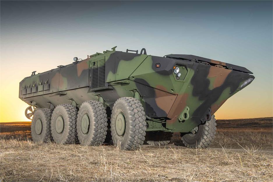 Iveco Defence para los Marines