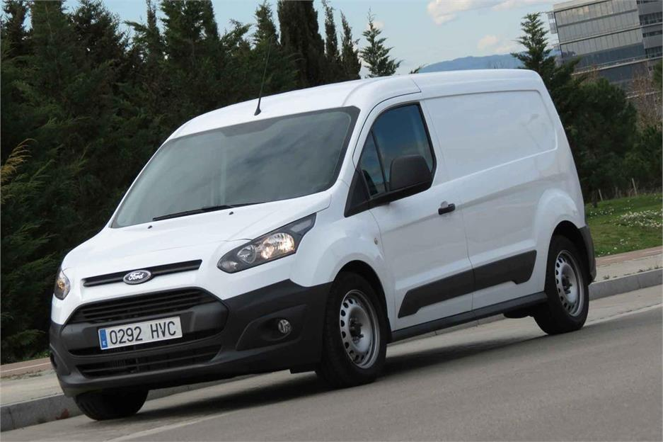 Ford Connect Transit Van TDCi 95