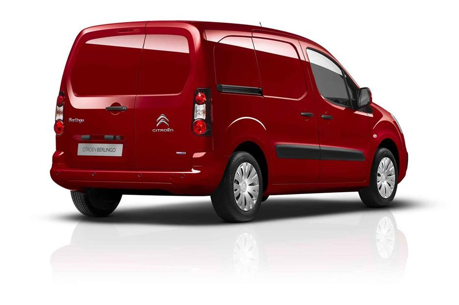 Citroën Berlingo Furgón y Multispace
