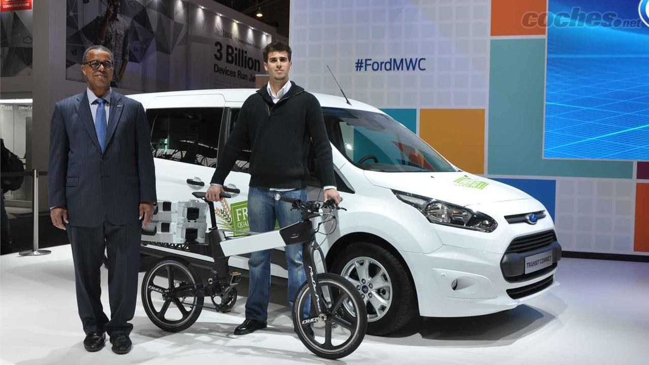 Ford en el MWC