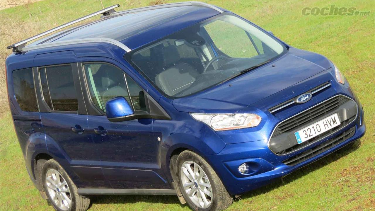 Ford Tourneo Connect Ecoboost