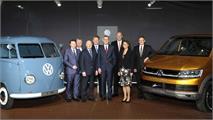 Crecimiento de las ventas de Volkswagen Vehículos Comerciales