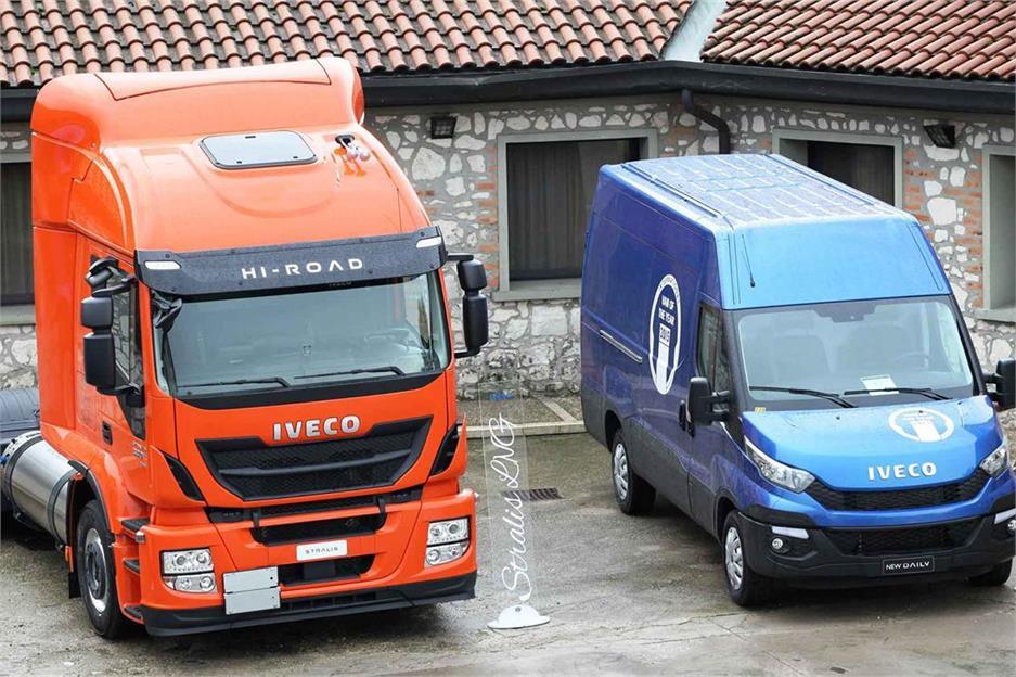 Iveco participa en 'L-CNG Transport