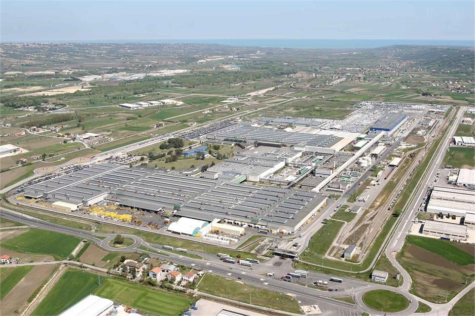 Récord para la planta Sevel con Ducato