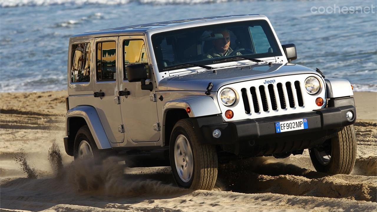 Actualidad Jeep Noticias Coches Net
