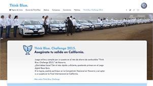 Participa en la Think Blue Challenge y ven a California con nosotros