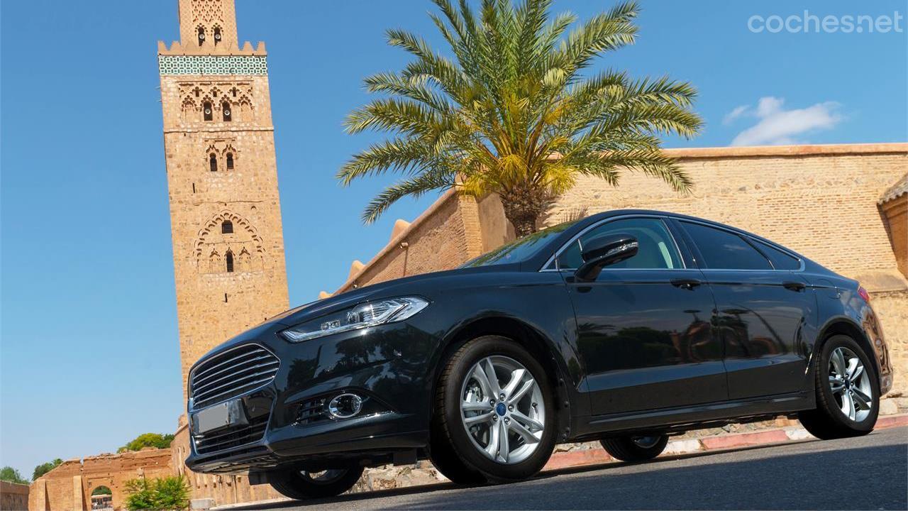 Ford expande operaciones en África