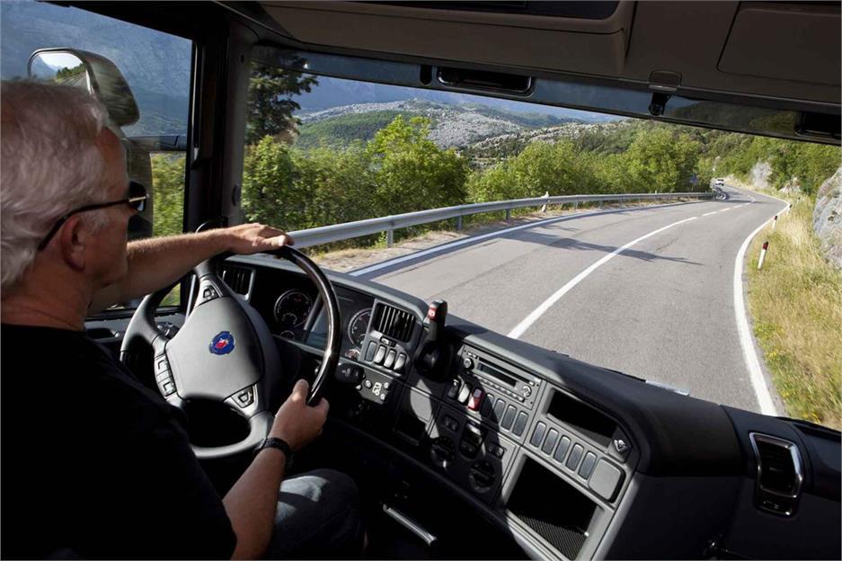 Scania R730 Streamline