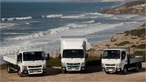 Mercedes Benz comercializa el Fuso Canter