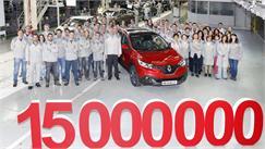 15 millones de Renault españoles