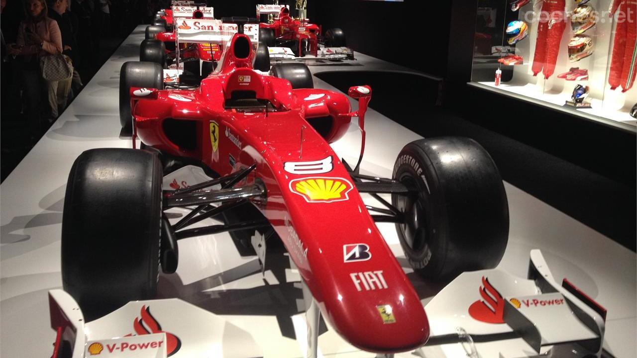 Circuito Fernando Alonso Precio : Visita al museo fernando alonso actualidad 2015 noticias coches.net