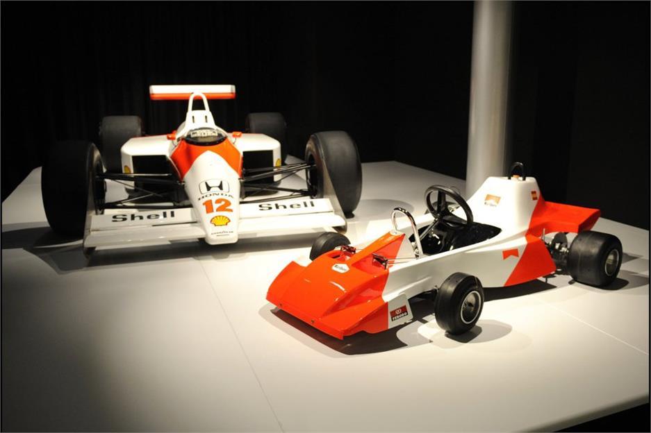 Circuito Fernando Alonso Oviedo : Visita al museo fernando alonso actualidad noticias coches