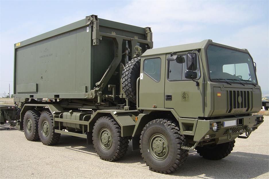 Vehículos todoterreno militares