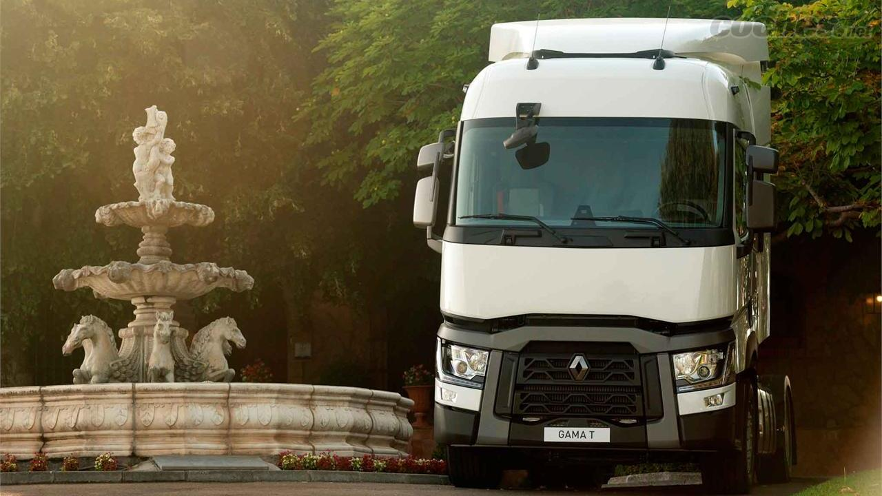 La Optifuel Challenge de Renault Trucks