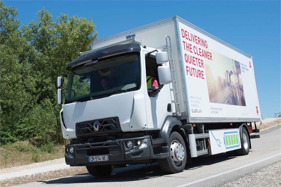 Renault Trucks anticipa el futuro