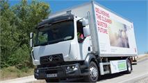 Renault Trucks anticipa el futuro con sus camiones