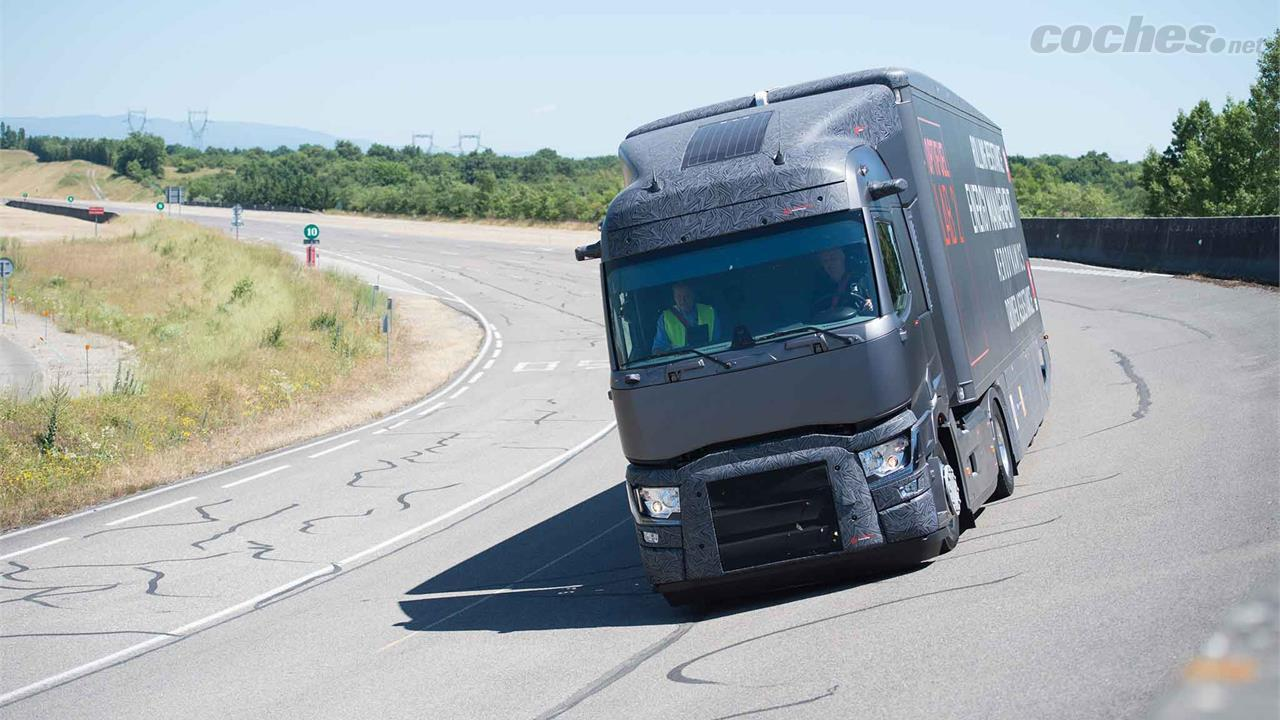 Optifuel Lab 2 de Renault Trucks