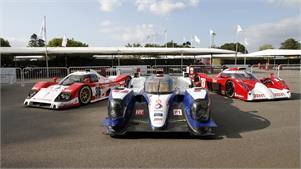 Toyota 30 años en Le Mans