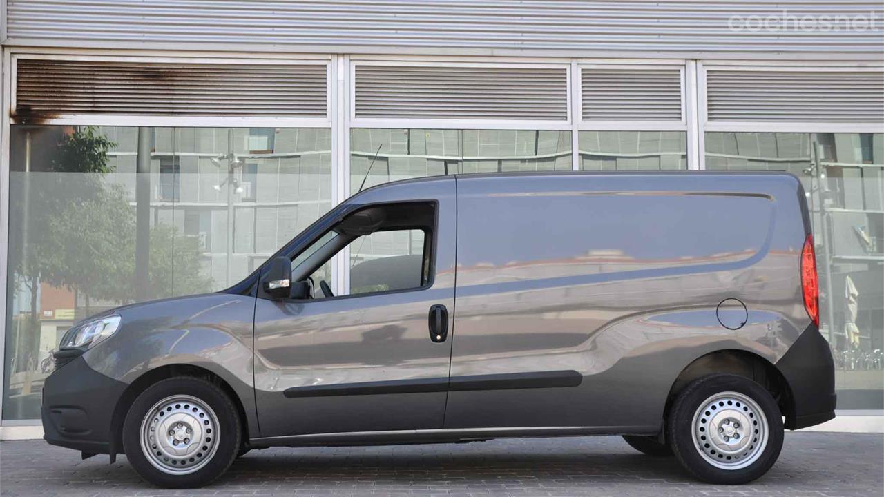 Nuevo Fiat Dobló