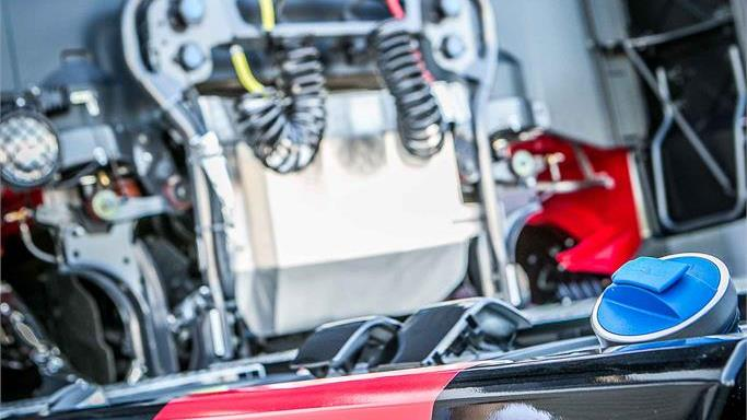 Scania Streamline R V8 Moto GP