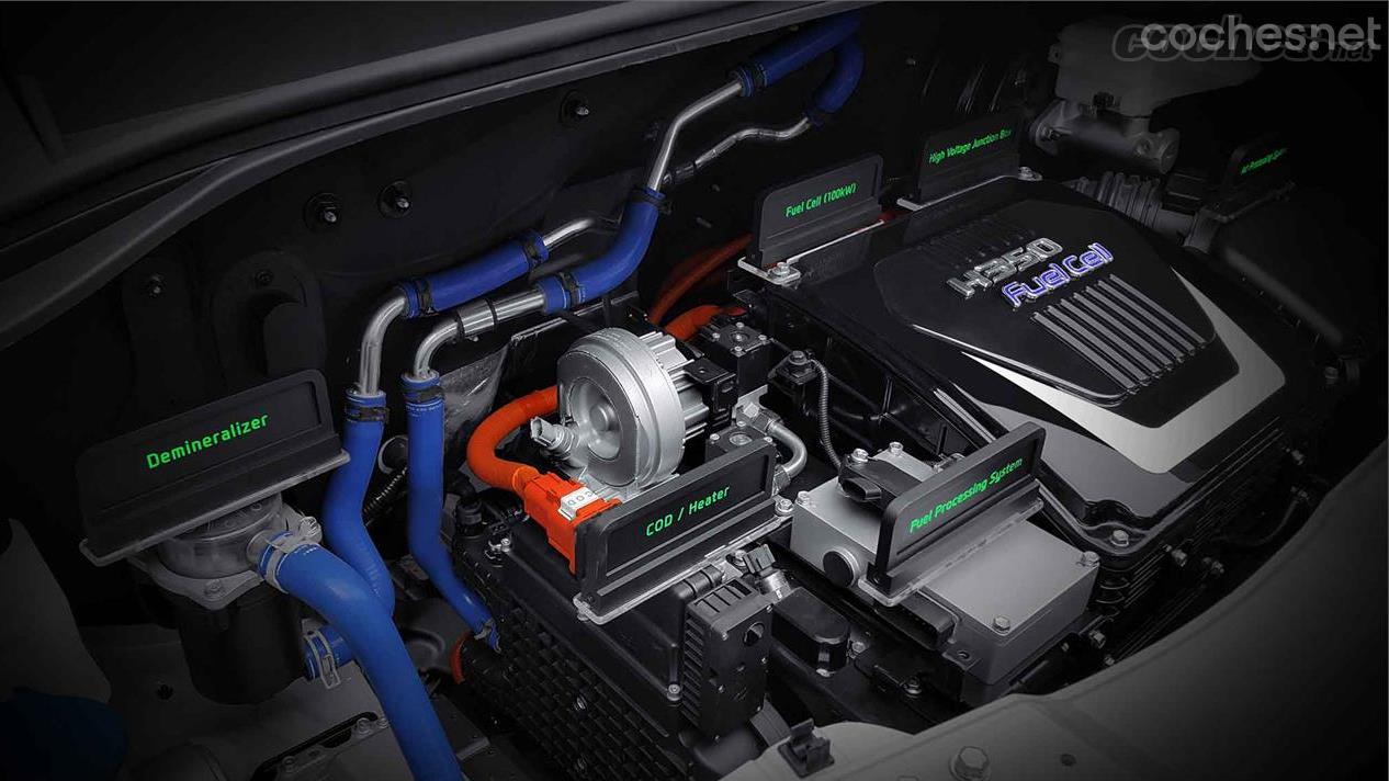 Hyundai consolida sus comerciales
