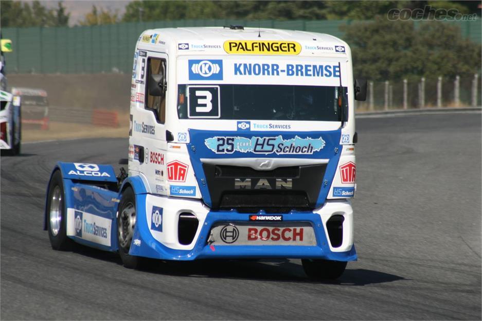 La próxima temporada competirá con Iveco