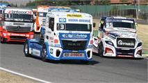 Hahn cambia su montura en el europeo de camiones