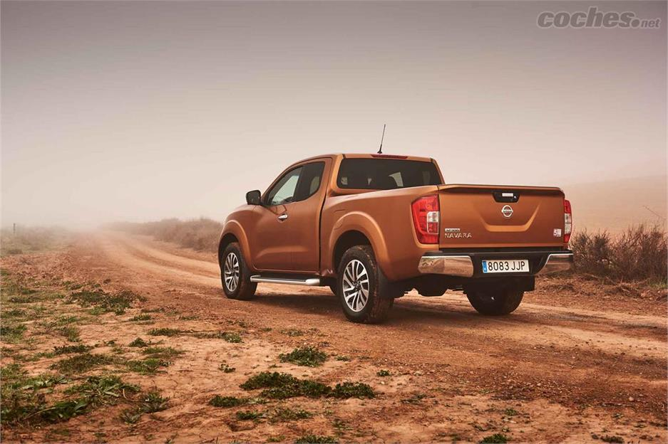 Nissan presenta su nueva pick up