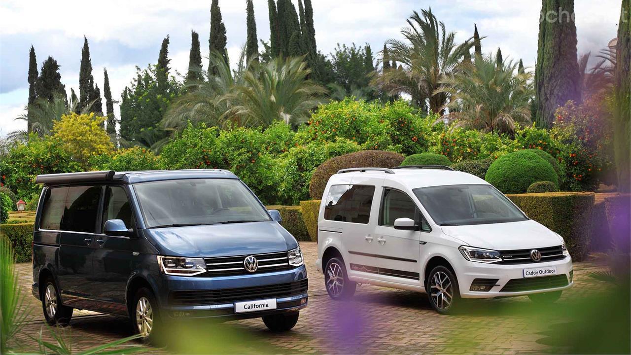 Gama Volkswagen comerciales 2016