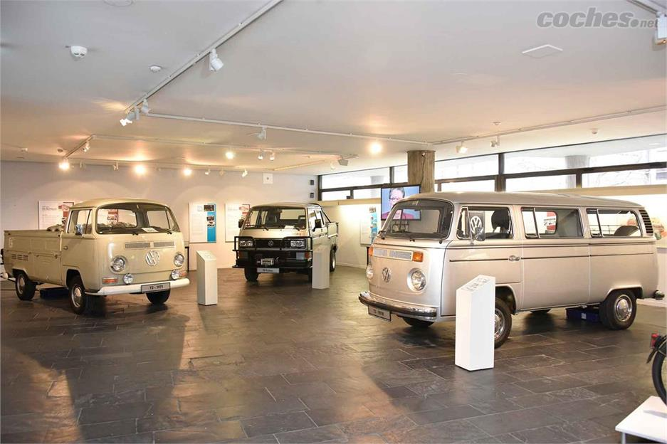 60 Años del VW Transporter