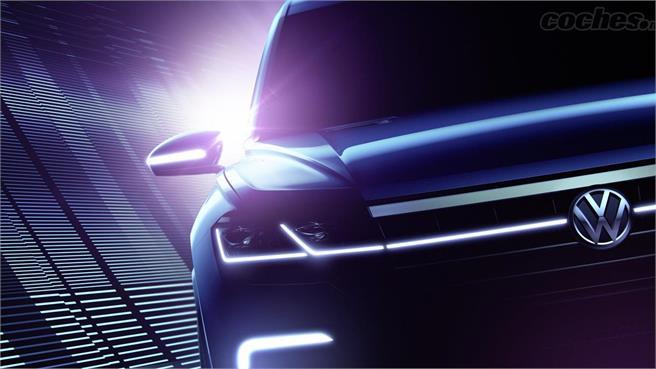 Volkswagen presenta un concept en Pekín