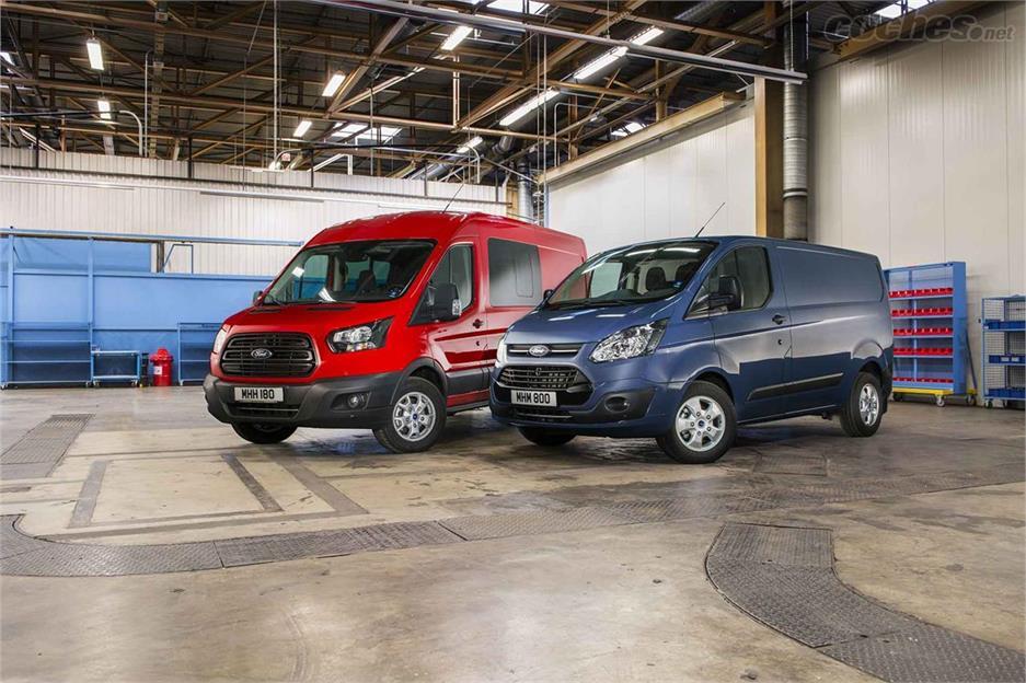 Motor Ford Ecoblue más eficiente
